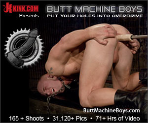 butt machine boys